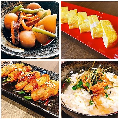 【神田駅南口から徒歩1分】多彩な一品料理と厳選日本酒がが楽しめるお店♪