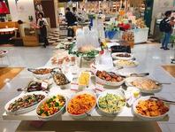 和・洋・中・サラダ・弁当など約50種類程度ご準備!