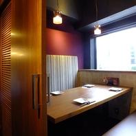 【人形町駅すぐ☆】雰囲気自慢の個室完備しております!