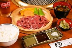 ろぐ亭のおすすめ料理1