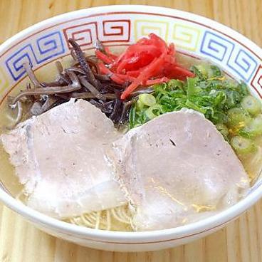 とんこつラーメン 博多屋台のおすすめ料理1