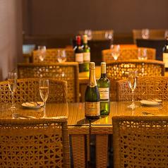 窮屈感の無いテーブル席は夜景と共にご寛ぎいただけます!煌びやかに輝くネオンをアテに美味しい食事と銘酒の数々をお楽しみくださいませ。お客様のシーンに合わせたぴったりの個室をご用意させていただきますね♪(赤坂/個室/居酒屋/肉/食べ放題/飲み放題/地鶏/バル)