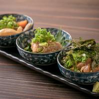 九州出身の店主が作る本場の味。郷土料理がおすすめ