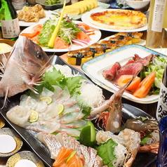 居酒屋 Dining 楽ZENきわきの写真
