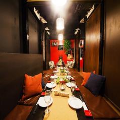 完全個室肉バル 29ROCK 仙台喫煙可能店の雰囲気1