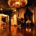 ■ベリーダンス ハフラの貸切(ステージ