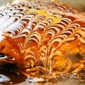 料理メニュー写真豚のぼてモダン焼
