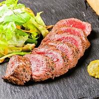 新鮮な素材の味を活かしたお料理です。