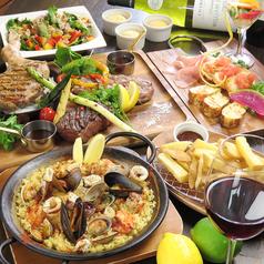 スペインバル バルakiba 秋葉原店のおすすめ料理1
