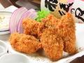 料理メニュー写真広島県産牡蠣フライタルタルソース
