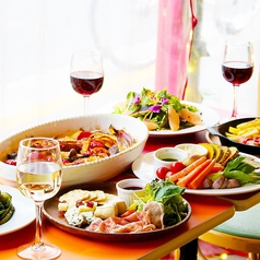 サクラカフェ SAKURA CAFE &レストラン 池袋の写真