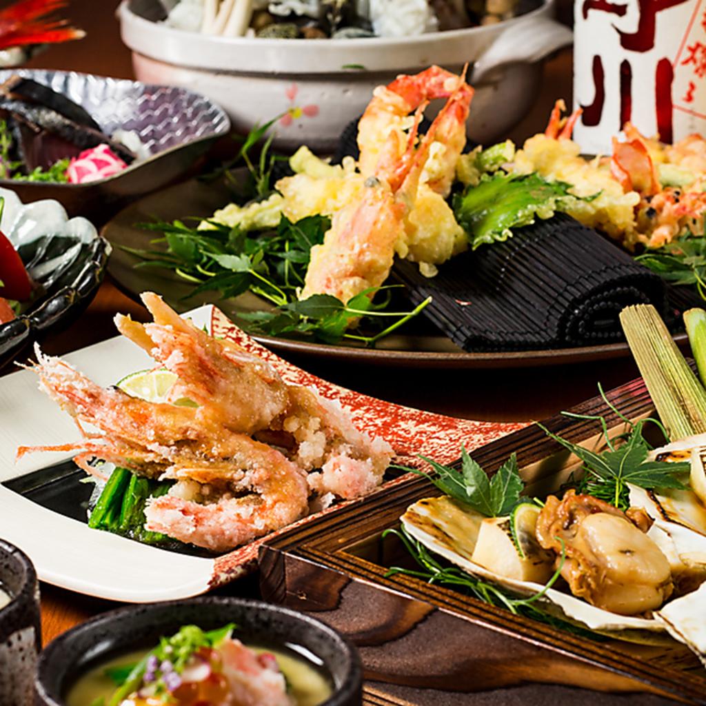海鮮と蟹 個室居酒屋 豊浜 店舗イメージ8