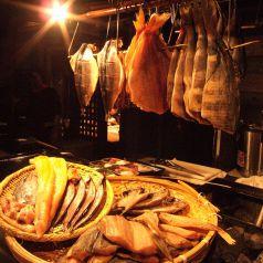 炭火焼干物食堂 越後屋吉之助 田町店のおすすめポイント1