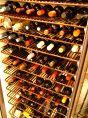 種類豊富な各種ワインを取り揃えています。