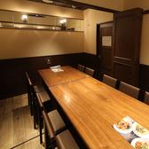 Concentは2部屋個室をご用意しており、写真は2部屋つなげた写真です。~10名様までご対応できます。※チャージ料金は2部屋分1000円(2H)を頂戴しております。