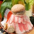 料理メニュー写真ちゃんこ鍋