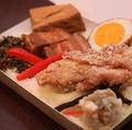 料理メニュー写真台湾弁当