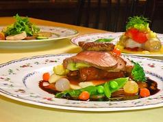 レストラン ポルトブランの写真