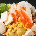 料理メニュー写真石狩みそバター鍋