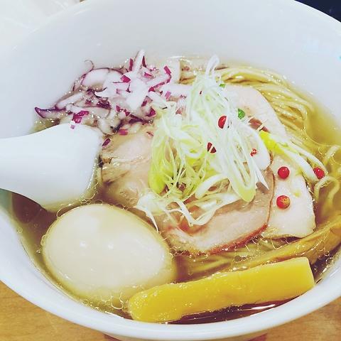 らぁ麺 半七(はんしち)