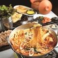 本格的な韓国料理をご堪能いただけます!食欲をそそる香辛料の香り・・・!こだわりの素材を使用した絶品料理をご提供致します。