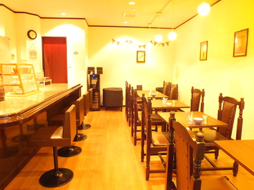 Cafe Percheの雰囲気1