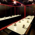 会社宴会にぴったりな個室はこちらです♪