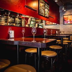 バル デ オジャリア Bar de Ollaria 恵比寿店の雰囲気1