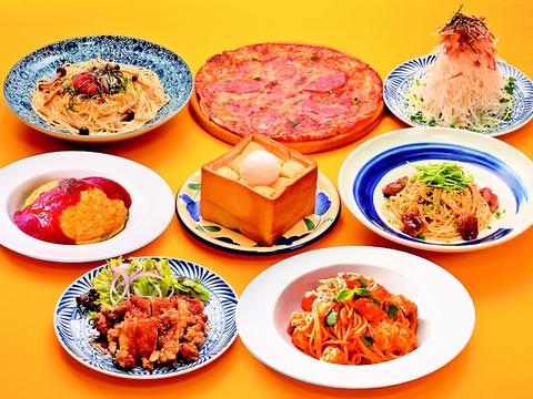 イタリア家庭料理を中心としたレストラン。ランチは特にリーズナブルでおすすめ♪