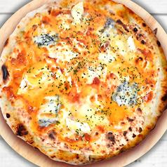 料理メニュー写真ALL¥500均一★4種のチーズのクアトロフォルマッジ