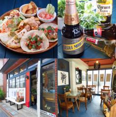 メキシカン 参道カフェの写真