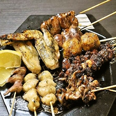 炭火焼鳥 一喜鶏 離れのおすすめ料理1