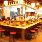 とんこつラーメン 博多屋台の雰囲気3