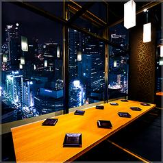 夜景個室居酒屋 凛 名駅店の写真