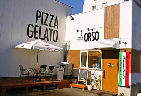 Pizzeria & Gelateria ORSO