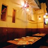 半個室のテーブル席【宴会/相模大野】