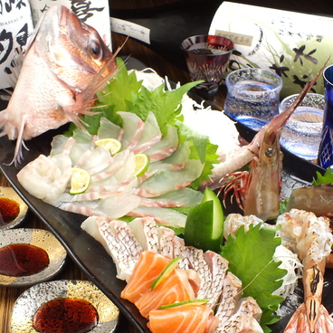 居酒屋 Dining 楽ZENきわきのおすすめ料理1