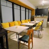 エムエデギャラリー カフェ M et D Galerie cafe 三軒茶屋の雰囲気2