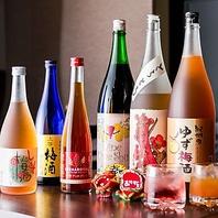 ★梅酒・果実酒が100種★
