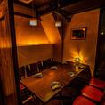 【福吉 新宿西口店】カップルシートを始め、各種個室をご用意♪2名様~40名様まで!お席に限りがございますのでご予約が◎