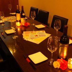 池袋で飲むならとりとんダイニング!絶品お肉料理と様々なワインをご提供させていただく隠れ家バルでございます。女子会・誕生日会に是非ご利用下さい♪池袋/バル/女子会/ワイン/宴会/飲み放題/誕生日/記念日/貸切/パーティー/ダチョウ/ラム/鴨/肉料理