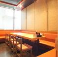 テーブル席/お座敷/半個室/堀ごたつ等店内空間イメージ※店舗により異なります。事前にお問い合わせ下さい。