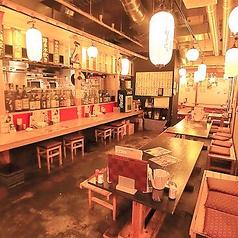 九州屋台 九太郎 つくば店の雰囲気1