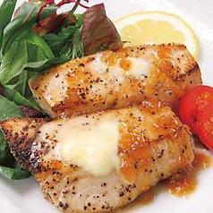 料理メニュー写真羽魚ステーキ
