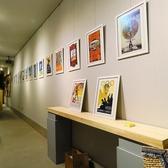 エムエデギャラリー カフェ M et D Galerie cafe 三軒茶屋の雰囲気3