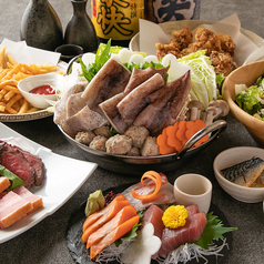 別邸 膳屋 zenya 四日市店のコース写真