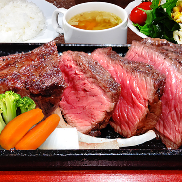 みんなDEステーキ イオンモールかほく店のおすすめ料理1