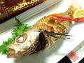 料理メニュー写真季節の焼魚