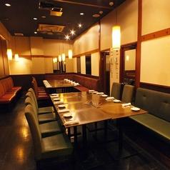 一瑳 ISSA いちご新横浜アリーナ通りビル店の雰囲気1