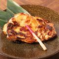 料理メニュー写真鶏モモ肉の塩こうじ漬け焼き